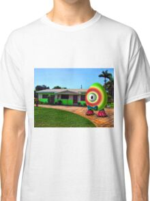 Saturated Egg Man Proud of the Lime House Classic T-Shirt