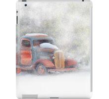 Stuck in Snow iPad Case/Skin