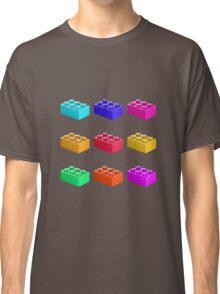 Warhol Toy Bricks Classic T-Shirt