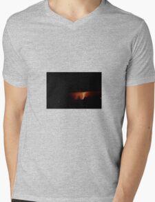 Alberta Lightning VII Mens V-Neck T-Shirt