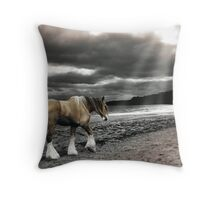 Goin'Home Throw Pillow