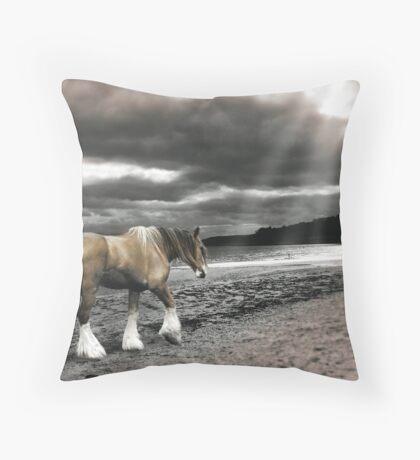 Goin'Home Throw Pillow