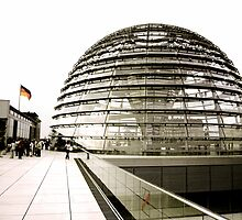 Berlin Reichstag by Scott Chalmers