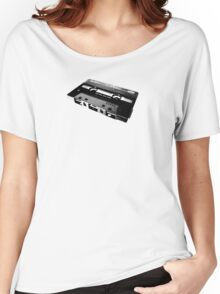 TDK Cassette Women's Relaxed Fit T-Shirt