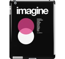 imagine iPad Case/Skin
