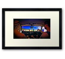 Beached As 2 Framed Print
