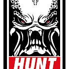 Hunter by Samiel