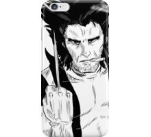 Wolverine  iPhone Case/Skin