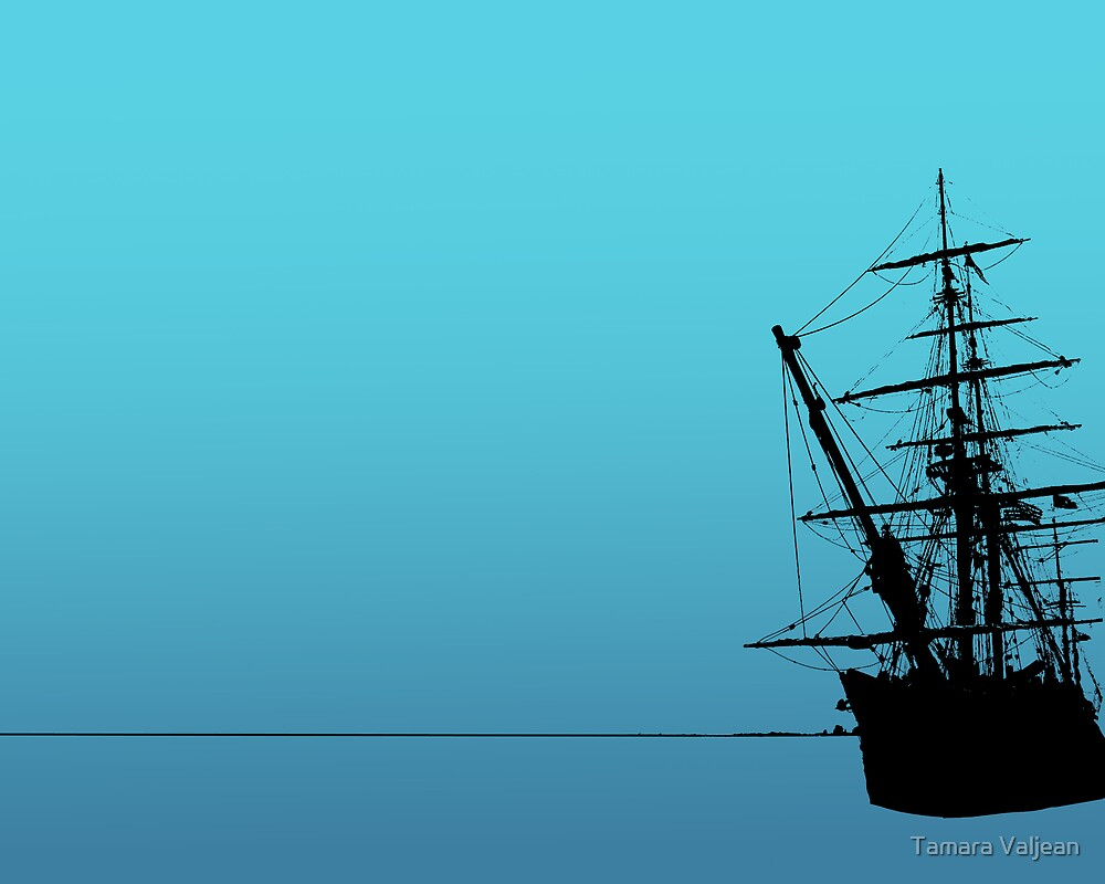 Into the Wild Blue Yonder by Tamara Valjean