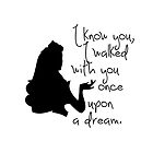 Disney Princesses: Aurora (The Sleeping Beauty) *Black version* by anemophile