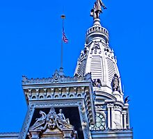 City Hall - Philadelphia by DJ Florek