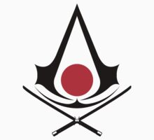 Assassin's Creed Japan by LightAbyssion