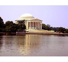Thomas Jefferson Memorial Photographic Print