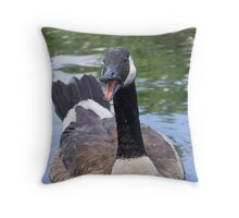 Whats up?? Throw Pillow