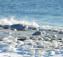 Sea and Ice by franceslewis