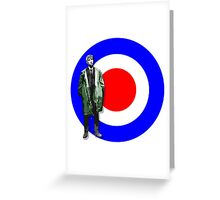 Jimmy back to Brighton Greeting Card