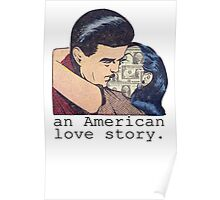 American Love Story Poster
