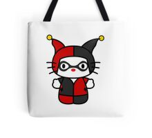 Hello Kitty - Harley Quinn Tote Bag
