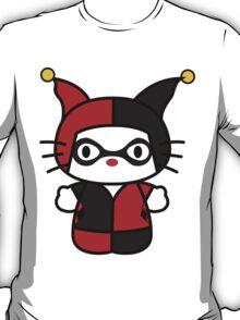 Hello Kitty - Harley Quinn T-Shirt