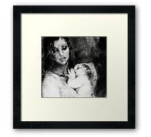 Mum Framed Print