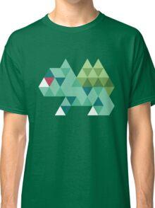 Tri-Bulbasaur Classic T-Shirt