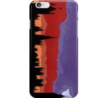 London skyline iPhone Case/Skin