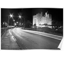 Bunratty Castle at night Poster