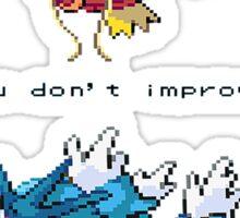 Pokemon Magikarp Sticker