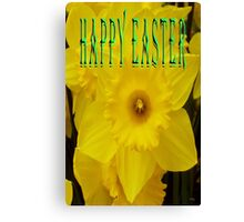 EASTER 30 Canvas Print