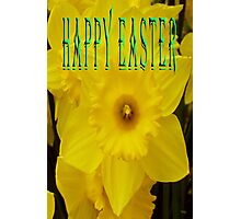 EASTER 30 Photographic Print