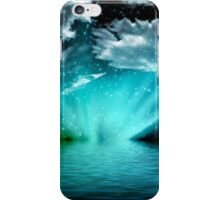 Abstract Sky Case iPhone Case/Skin