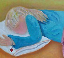 Lass by Lynn Ahern Mitchell