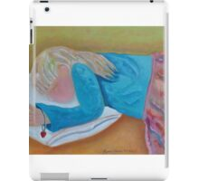 Lass iPad Case/Skin