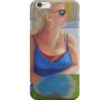 Waiting Beauty iPhone Case/Skin
