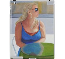 Waiting Beauty iPad Case/Skin