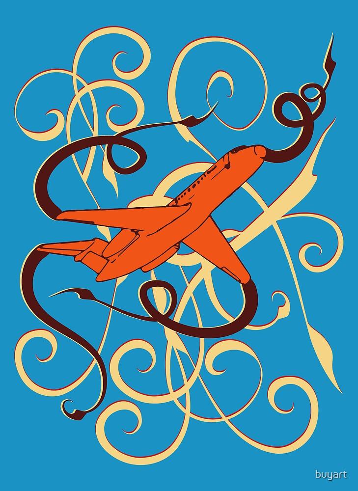 Fly away by buyart