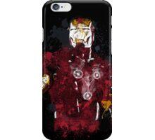 Iron Man art iPhone Case/Skin
