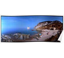 Sardinia - the hidden beach Poster