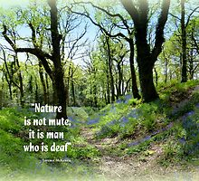 NATURE by Charmiene Maxwell-Batten