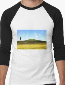 Tuscany Men's Baseball ¾ T-Shirt