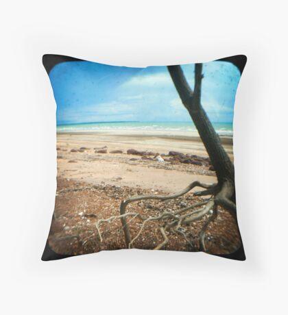 Coast Throw Pillow