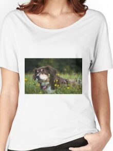 Dog Women's Relaxed Fit T-Shirt