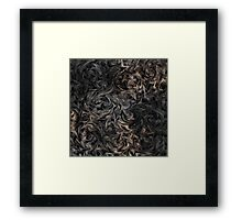 Mesmerized Abstract Framed Print