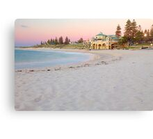Cottesloe Beach Sunset  Canvas Print