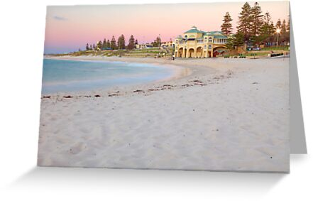 Cottesloe Beach Sunset  by EOS20