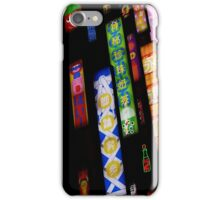 Asian cuisine iPhone Case/Skin