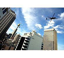 Sydney from above Photographic Print