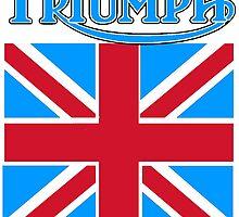 Triumph Britain (Alex Turner) by MagicGiraffe