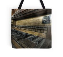 Mighty Organ Tote Bag