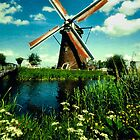 DUTCH WINDMILLS 03 by RainbowArt